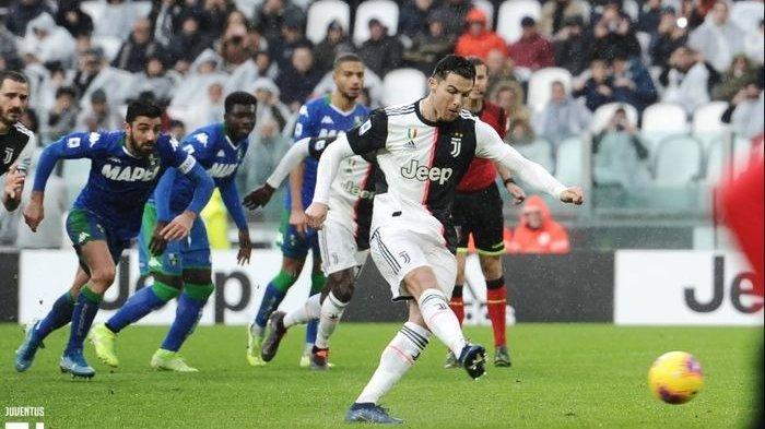 Nonton TV Online Ini Link Live Streaming Genoa Vs Juventus Serie A Liga Italia Malam Ini
