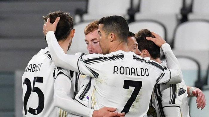 Cristiano Ronaldo Lempar Jersey ke Tanah Setelah Juventus Tekuk Genoa, Andrea Pirlo Ungkap Alasannya