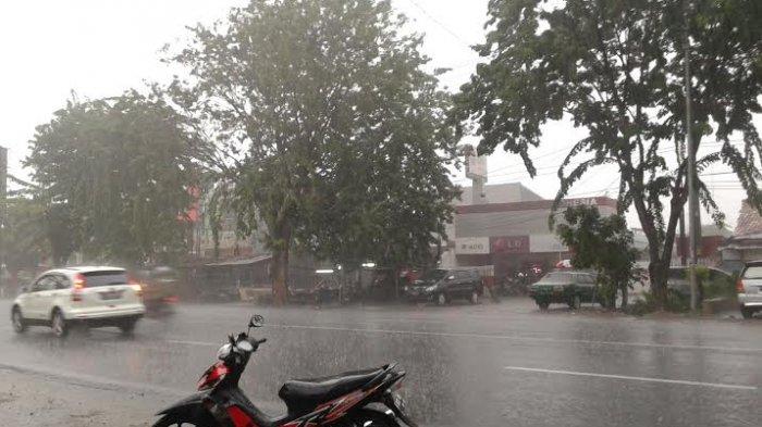 Prakiraan Cuaca Kota Semarang Rabu 10 Februari 2021, Wilayah Gunungpati Berpotensi Hujan Deras
