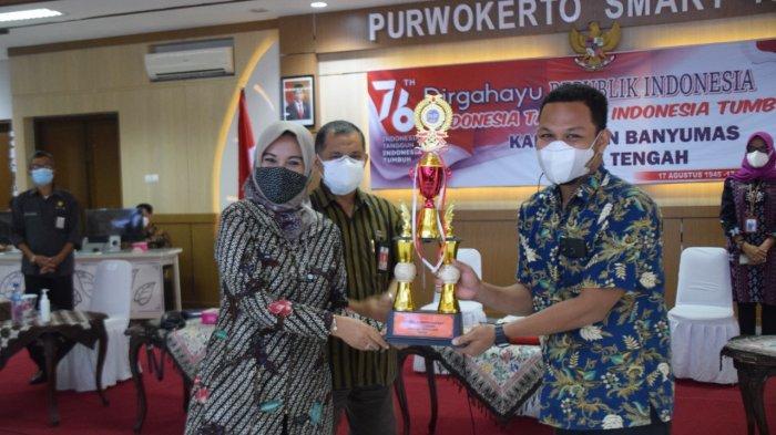 Selamat, Perpusdes Kedungwuluh Lor Patikraja Banyumas Juara I Lomba Perpustakaan Desa 2021