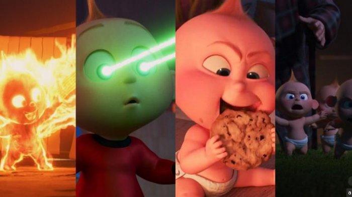 Daftar Kekuatan Super Jack Jack Di Film The Incredibles 2 Betulkah Ada 17 Tribun Jateng