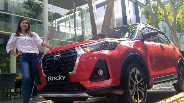 Daihatsu Kenalkan Rocky di Jateng, Sasar Keluarga Kecil