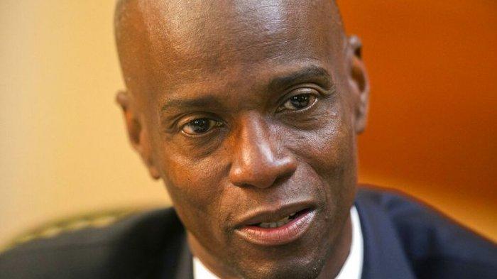 Detik-detik Presiden Haiti Jovenel Moise Tewas Tertembak, Rumahnya Diserbu Kelompok Orang Bersenjata