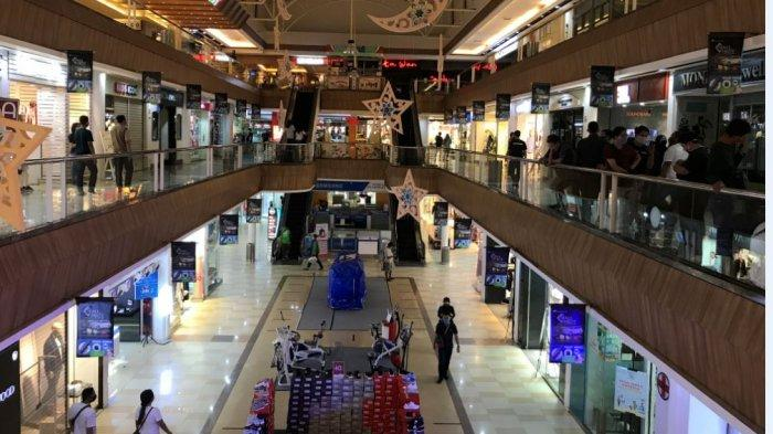 Larangan Mudik bakal Pacu Kunjungan Pusat Perbelanjaan