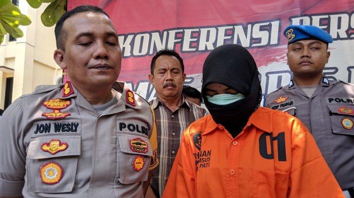 Setoran Anggota Rp 157 Juta Digunakan TSZ Berobat - Selewengkan Dana UPK Syeh Jangkung Pati