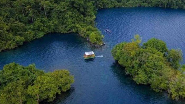 Danau Matano Indonesia Jadi Danau Terdalam Se-ASEAN, Diduga Ada Kampung yang Tenggelam