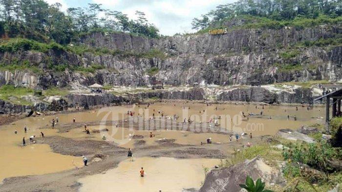 Danau Tampomas Banjarnegara Dikuras, Obyek Wisata Sementara Tutup