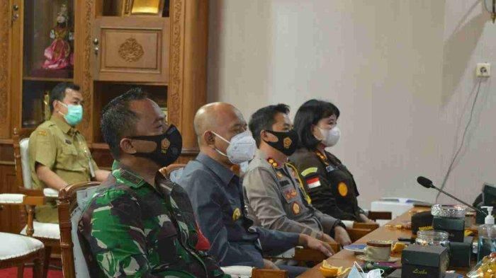 Sinergi Bersama, Kapolres Jepara Dorong Sekolah Bentuk Satgas Covid-19