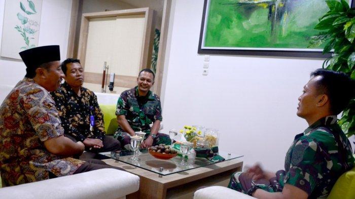 Danlanal Semarang Harap Pemkab Rembang Bisa Bekerjasama dengan Pos AL di Rembang
