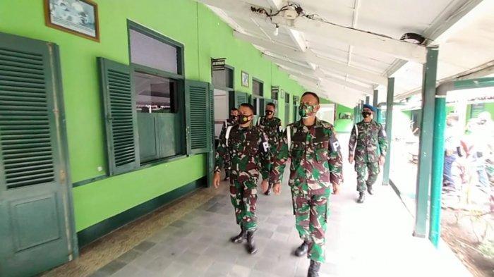 Ini Pesan Kolonel CPM Salidin saat Tinjau Denpom IV/Surakarta