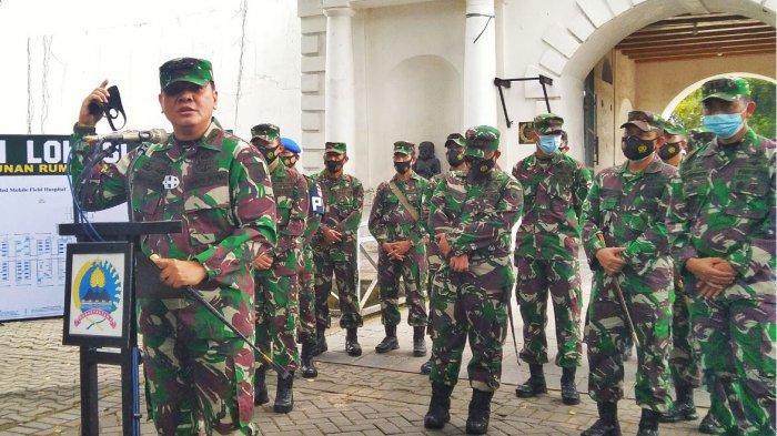 Pekan Depan Kolonel Rano Tilaar Tak Lagi Manjabat Danrem 074 Warastratama, Ini Pesannya