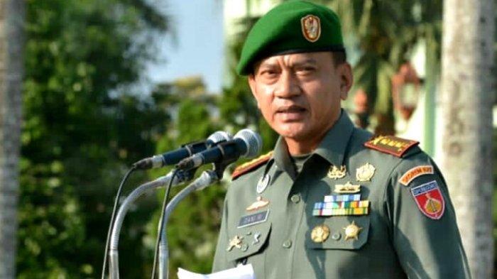 Komandan Korem 071 Wijaya Kusuma Kolonel Kav Dani Wardhana Apresiasi Kelancaran Pelaksanaan Pemilu