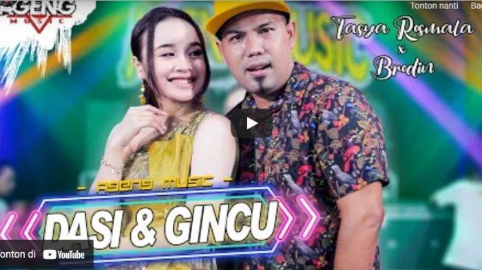 Chord Kunci Gitar dan Lirik Dasi dan Gincu Tasya Rosmala feat Brodin Ageng Music