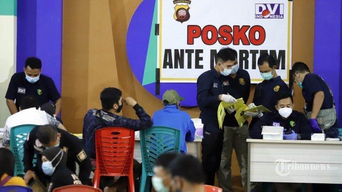 Polri Kerahkan Kekuatan Laut & Udara Bantu Proses Evakuasi Pesawat Sriwijaya Air SJY-182