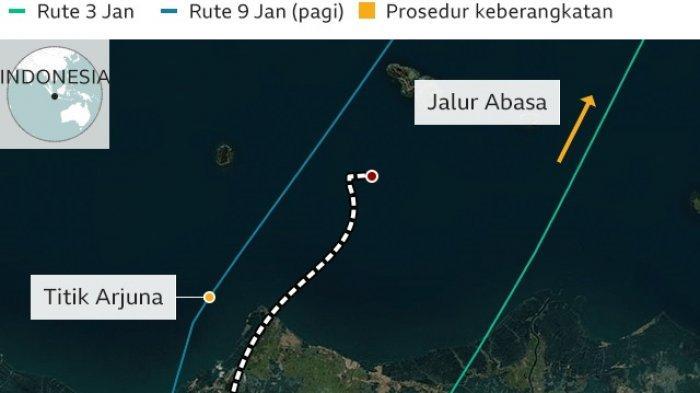 Rekaman Kecelakaan Pesawat Sriwijaya Air SJ 182 Sudah Diunduh KNKT