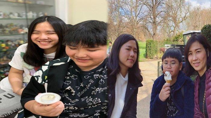Ingat Daud Albeenner Putra Bungsu Ahok dan Veronica Tan? Lama Ngilang Penampilannya Kagetkan Netizen