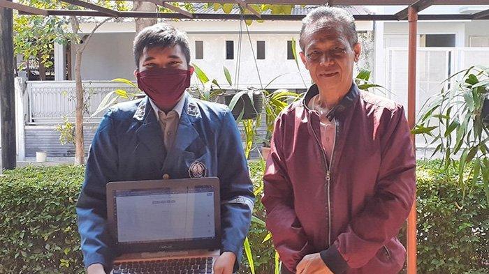 Mahasiswa KKN Undip Ini Bikin Website Pemantau Covid-19 Berbasis RW