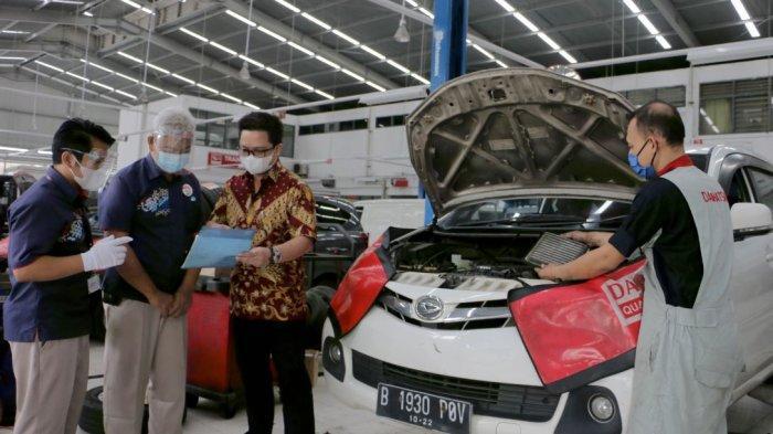 Astra Daihatsu Berikan Berbagai Program Perawatan Mobil Bagi Konsumen