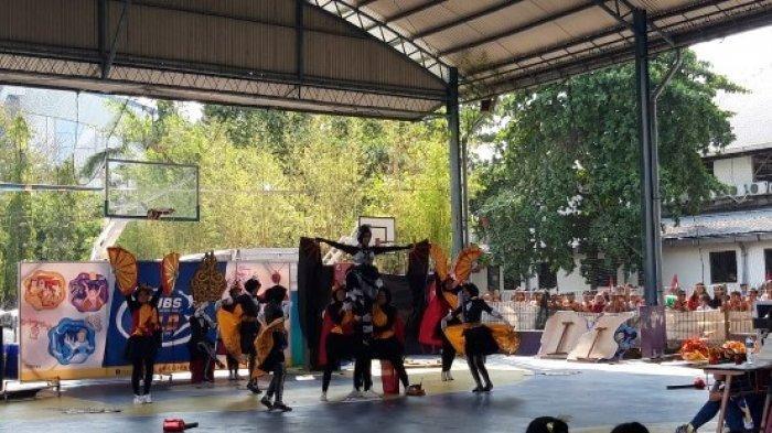 Roadshow UBS Gold Dance Competition, 34 Tim Kompak Pakai Kostum ala Disney