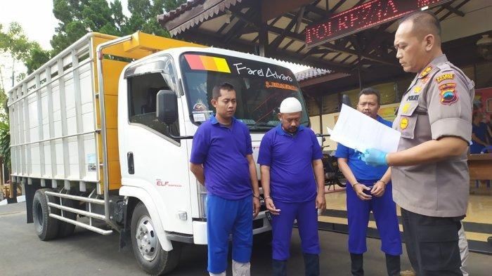 Menyaru Anggota Polres Salatiga, Tugasnya Sita Paksa Kendaraan Nasabah Finance, Dibayar Rp 1 Juta