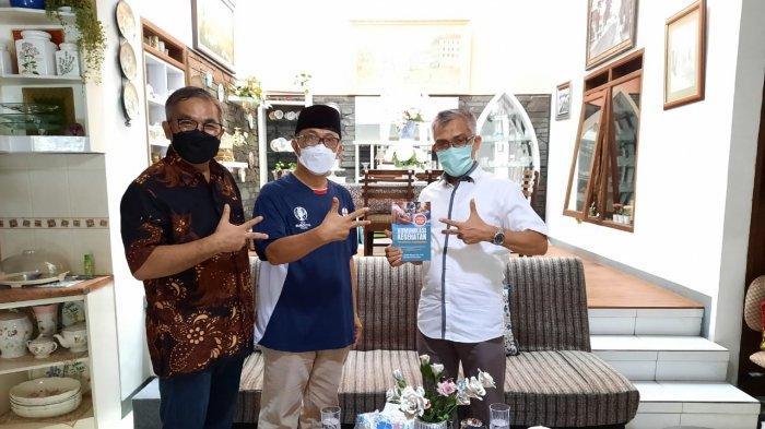 Delapan Jam Silaturahim Dr Aqua Dwipayana, Penuh Aura Positif dan Keberkahan