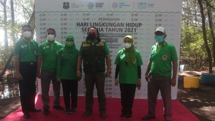 Wali Kota Tegal Dedy Yon: Jaga dan Lestarikan Hutan Mangrove Kita