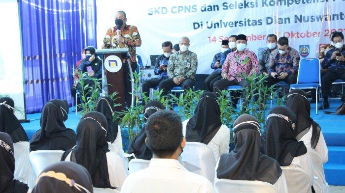 Tes SKD CPNS Kota Tegal Diikuti 1.740 Peserta