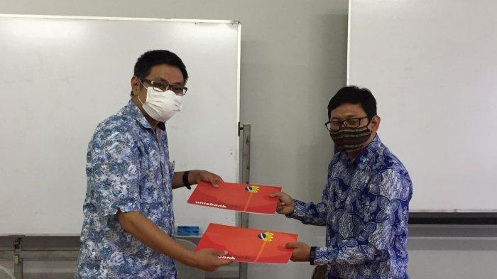 Dukung Program Kampus Merdeka, Widya Security Jalin Kerjasama dengan Unisbank Semarang