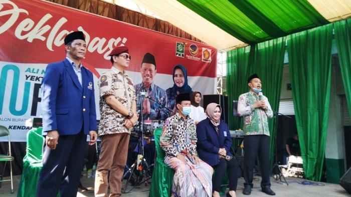 Partai Pengusung Gabung dengan PKB, Kans Bupati Mirna Annisa Ikuti Pilkada Kendal 2020 Tertutup