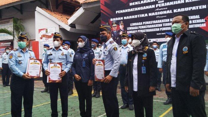 BNN Kendal Gencarkan Antisipasi Pengedaran Gelap Narkotika di Dalam Lapas