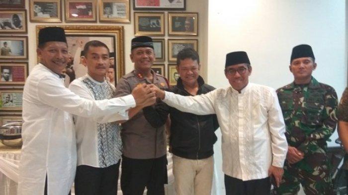 Pemilu Berjalan Damai dan Aman di Salatiga, Walikota Apresiasi Kinerja  TNI Polri