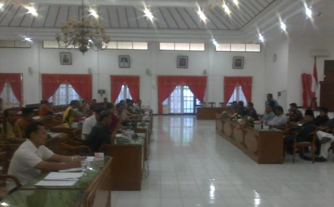 Daftar Nama Calon Anggota DPRD Kabupaten Demak Pemilu 2014