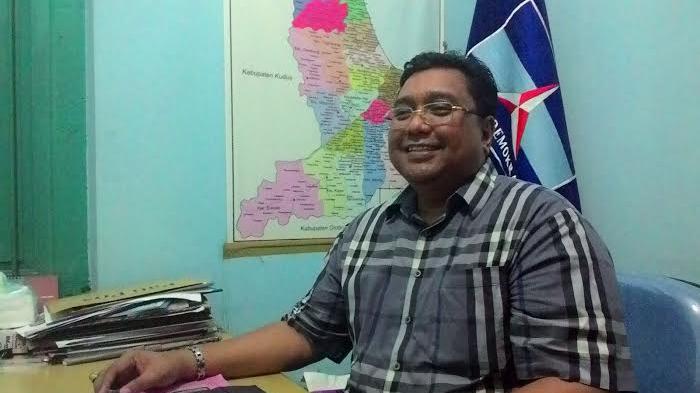 Komentari Pihak Ingin Lengserkan AHY, Ketua Partai Demokrat Pati: Mending Mereka Bikin Partai Baru
