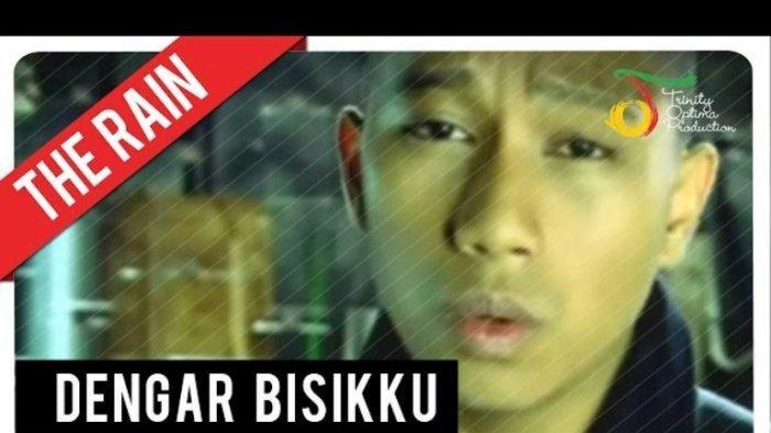Chord Kunci Gitar Lagu Dengar Bisikku The Rain