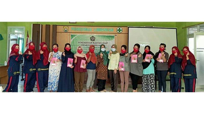 Kebidanan Unissula Semarang Ajak Ibu Hamil Tetap Saat Pandemi
