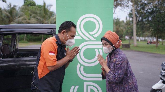 Kolaborasi Kemenparekraf dengan Grab, Tingkatkan Kualitas Layanan di Borobudur