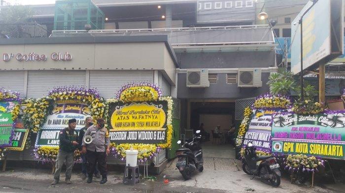 Kabar Duka, Habib Hasan Mulachela Meninggal Dunia di Jakarta, Rumah di Solo Banjir Karangan Bunga
