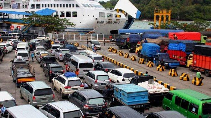 Penyeberangan Jawa-Sumatera di Pelabuhan Merak Diperketat, Penjualan Tiket Ditutup