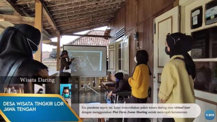 Desa Binaan UKSW Salatiga Menangi Lomba BCA Desa Wisata Award