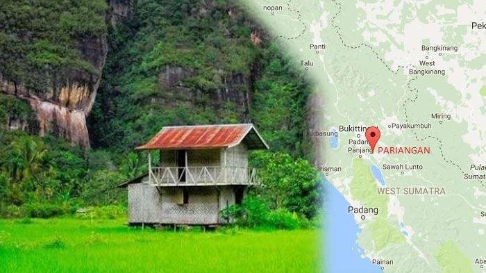 Mengenal Nagari Pariangan, Desa Terindah di Dunia yang Terletak di Indonesia! Lihat Foto-fotonya!