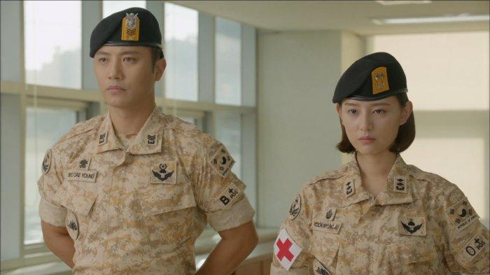 Sinopsis Drakor Descendants of the Sun DOTS Episode 9, Dae Young Perjuangkan Myeong Ju