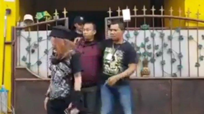 Video Tim Jatanras Pimpinan AKP Abdul Rahim Tangkap Hermawan Susanto, Langsung Akui Salah