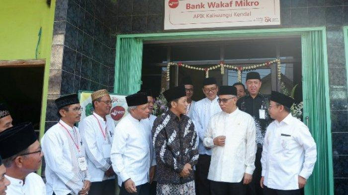 Bank Wakaf Mikro Diyakini Bisa Ciptakan Pengusaha Baru