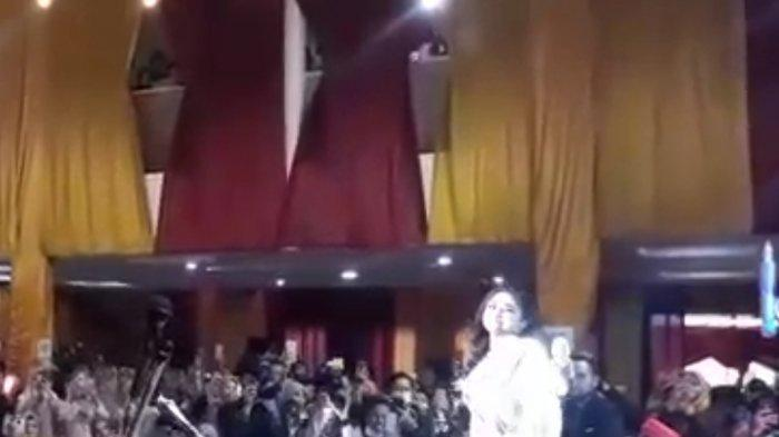Buntut Video Viral Dewi Persik Manggung Acara Khitanan di Kudus, Bupati HM Hartopo Malah Kecewa