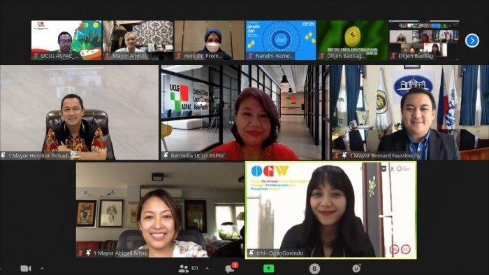 Di Depan Wali Kota Se Asia Tenggara, Hendi Bicara Transparansi Pemerintah Kota Semarang