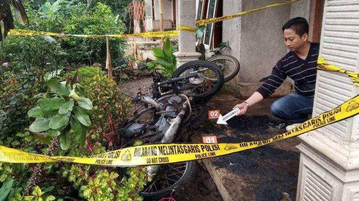 Teror Pembakaran Motor Terjadi di Temanggung, Surati Tak Berani Keluar Rumah