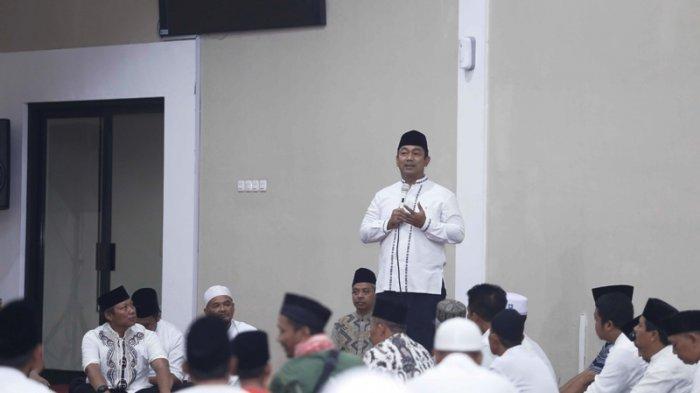 Hendi Beri Lampu Hijau Kegiatan Tarawih di Masjid, Bagaimana dengan Mudik?