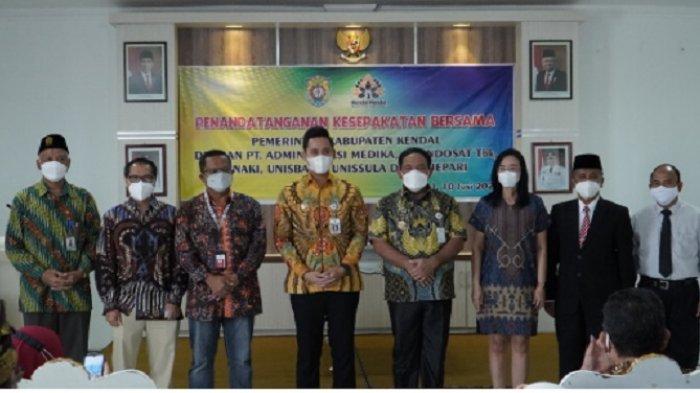 Kerjasama dengan Perguruan Tinggi, Kendal akan menjadi laboratorium pusat inovasi di Jawa Tengah