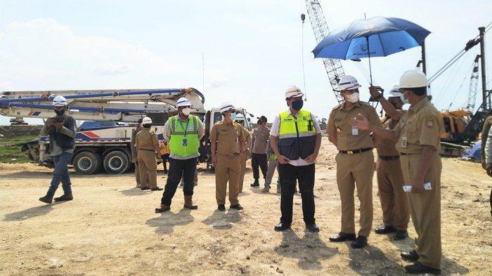 Dico Harap Bendung Karet Sungai Blorong Difungsikan Juli