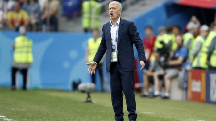 Didier Deschamps Beberkan Rahasia Kemenangan Perancis atas Belgia